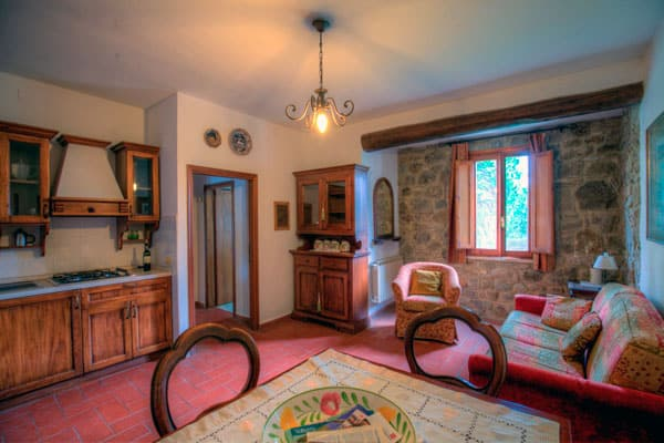appartamenti per vacanze in toscana