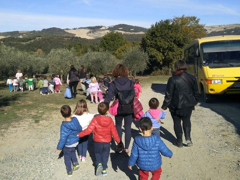 fattoria didattica per bambini